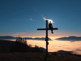 Wanderung auf den Gschaidberg