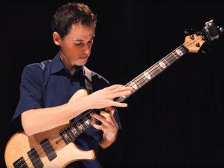 Norwegian Wood - Victor Wooten Bass Solo (Cover) - Paul Severin