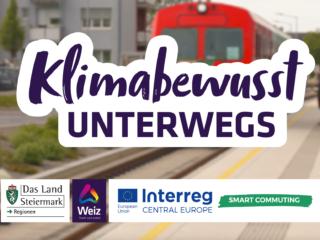 Weiz: Klimabewusst Unterwegs Kampagne (Raminger & Hirzberger – Büro für Gestaltung)